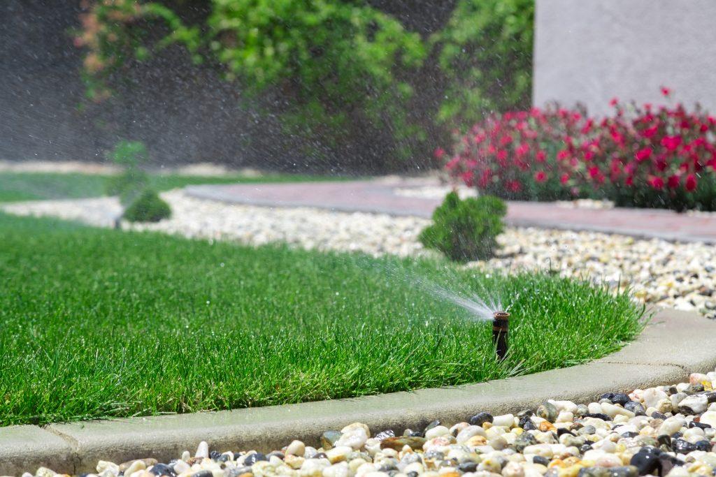 irrigation installation plano